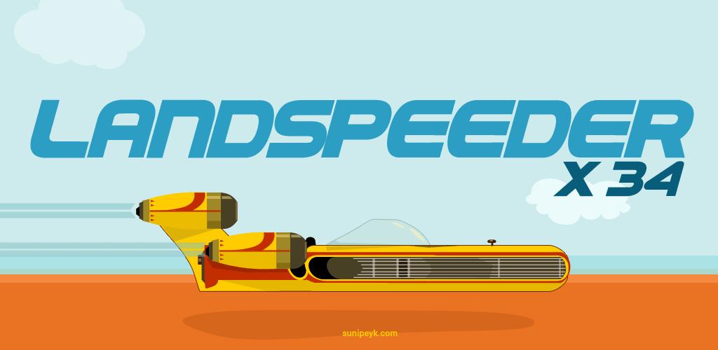 Landspeeder X-34