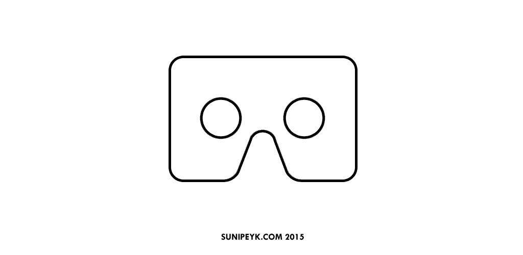 google cardboard ikonu