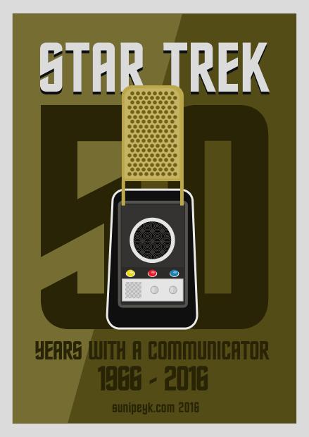 Star Trek 50th A