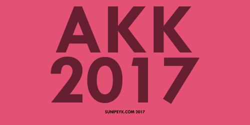 AKK 2017