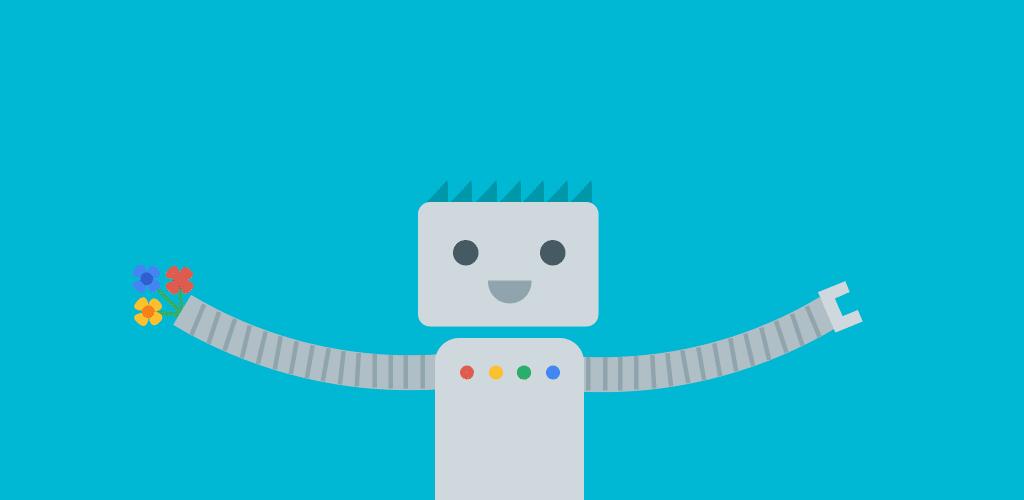 robot görseli