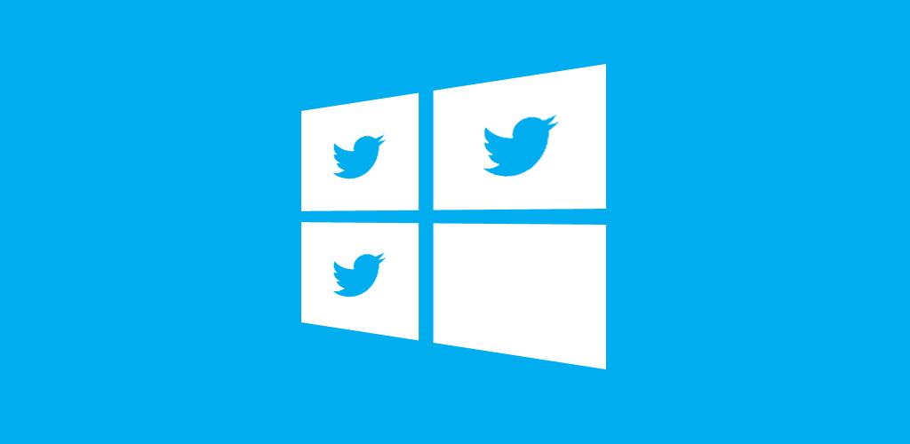 Twitter Windows uygulaması