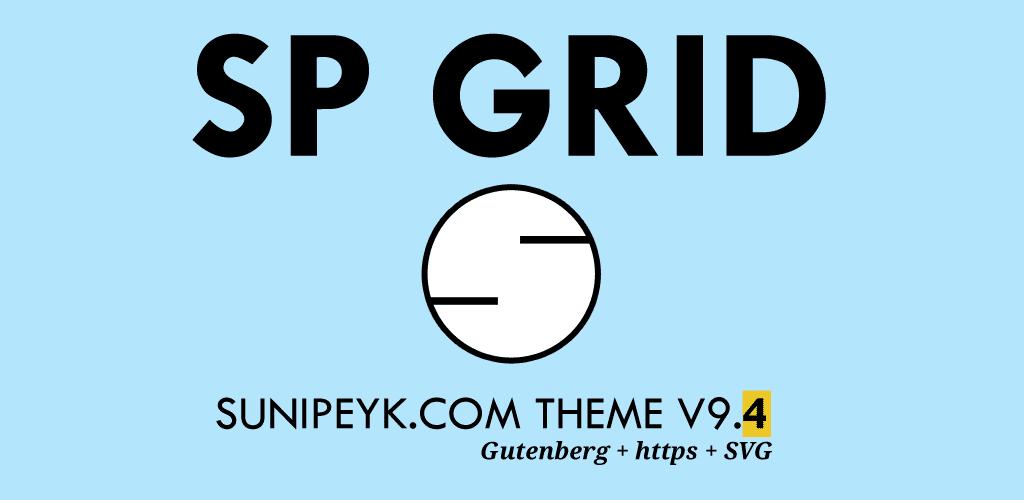 sunipeyk grid tema 9.4 versiyonu