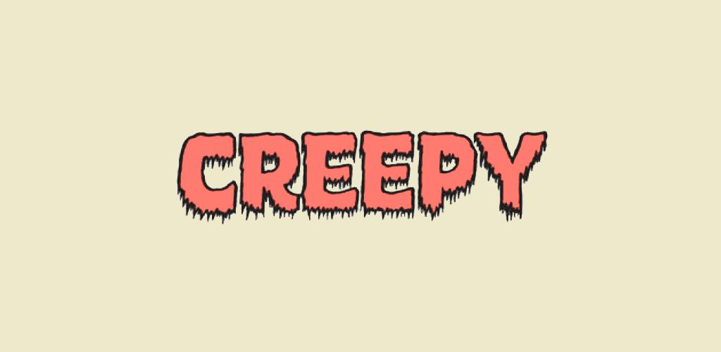 creepy çizgi roman