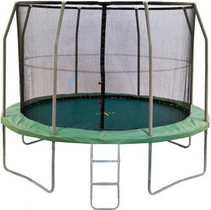 12ft Jumpking Capital Ultra Trampoline