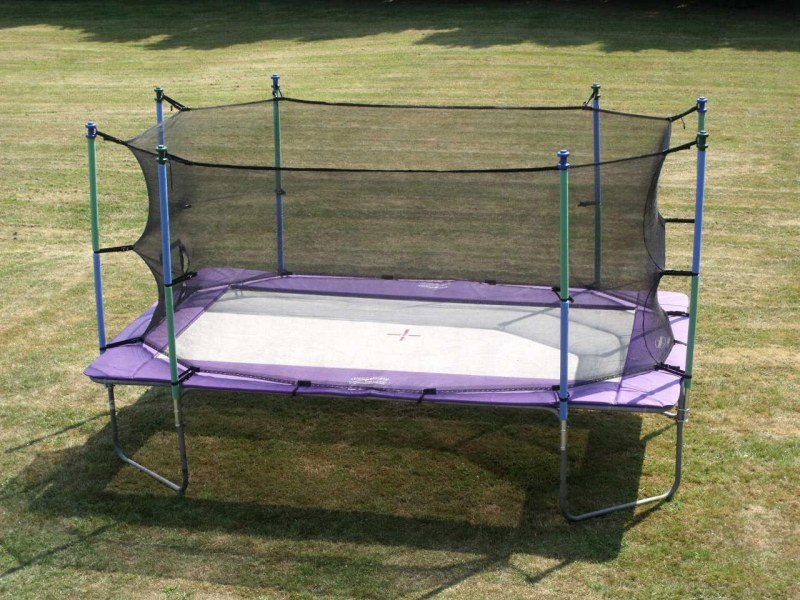 15ft x 9ft Z20 Extreme Trampoline