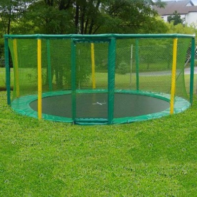 Capital Playground trampoline