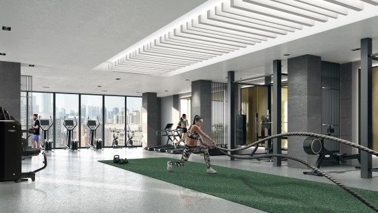 PRIME Condos - 24 Hour Fitness Centre