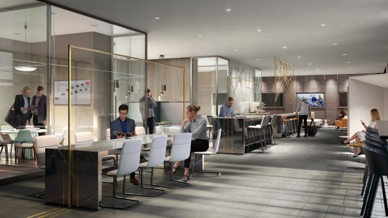 PRIME Condos - Shared Co-Working Space