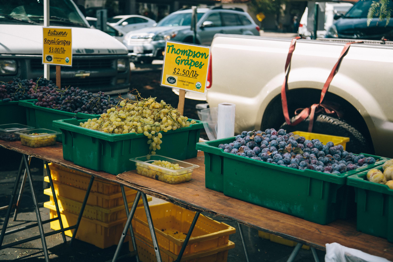 Diana-Milena-Sunkissed-Blonde-Farmers-Market-Farm-Fresh-Produce-Organic-Local-Fruits-Veggies-Healthy-Living