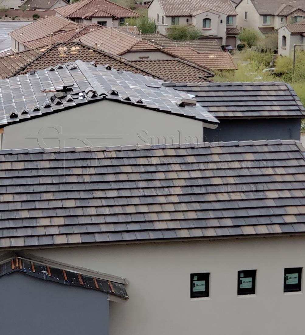 concrete clay tile roof phoenix