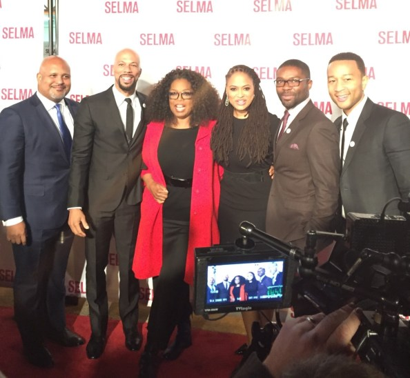 the amazing people behind the selma movie