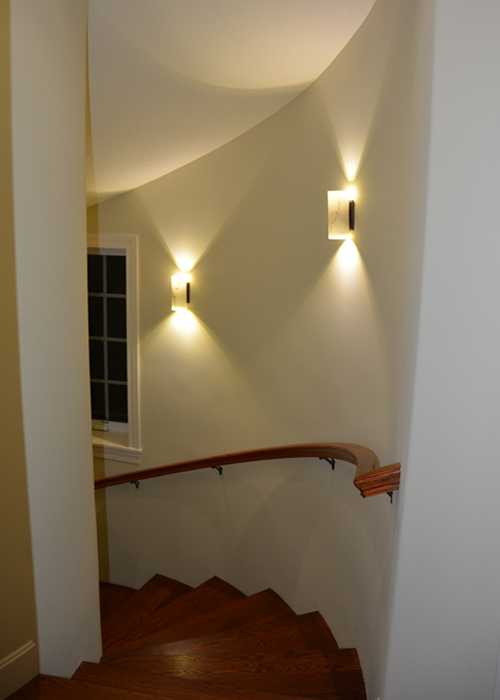 Residential LED Lighting - Sunlite Science and Technology ... on Led Interior Wall Sconces id=70931