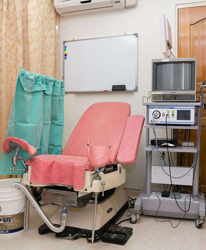 臺中尚美泌尿科診所:膀胱脫垂治療手術 - 診療項目
