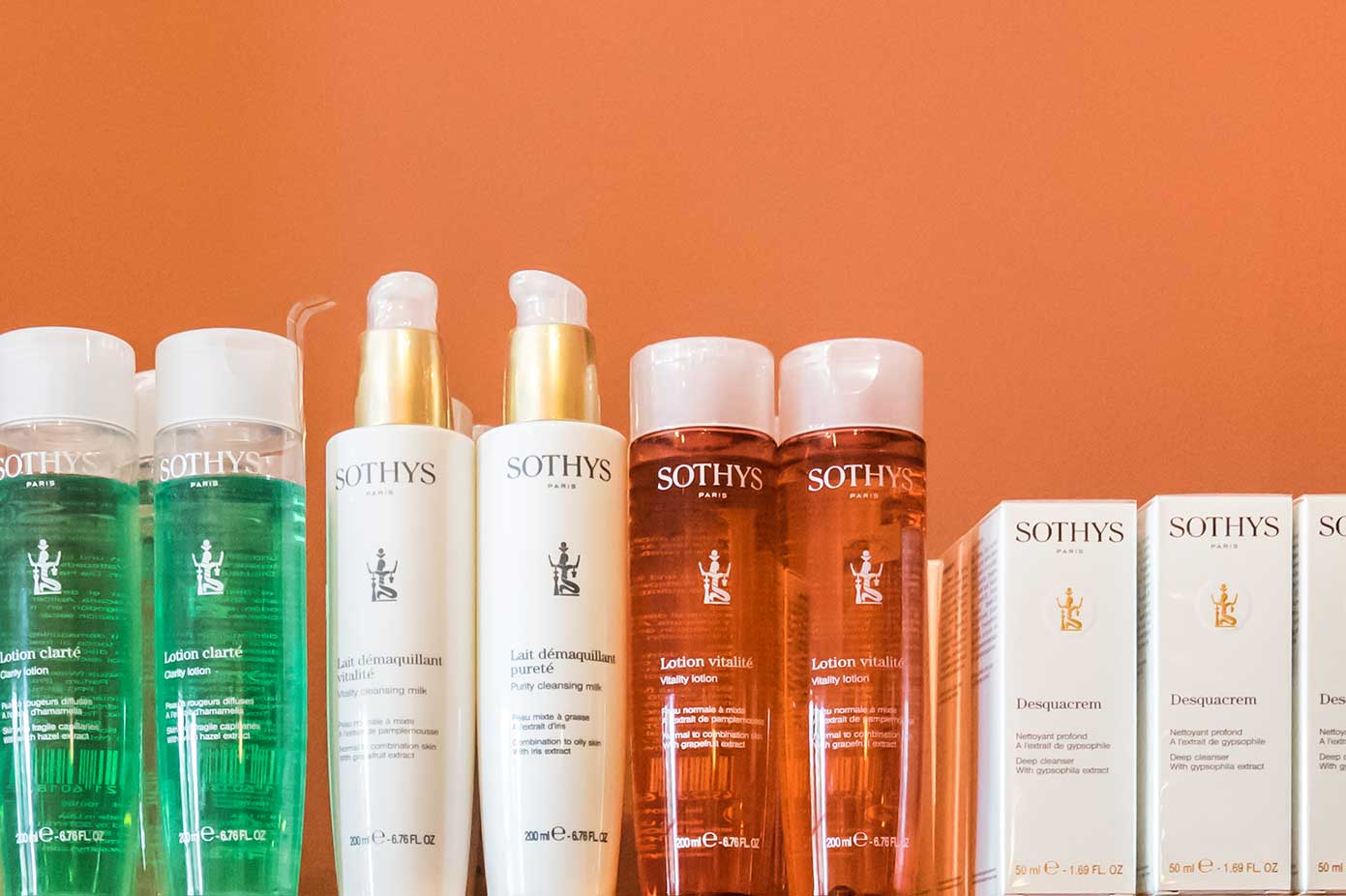 Sothys Skin Care Products