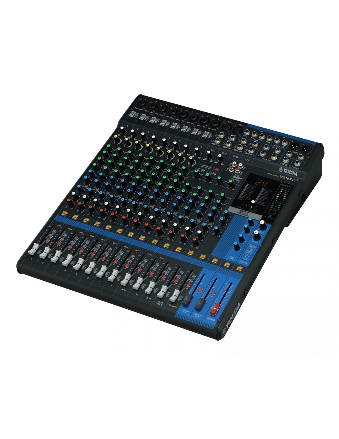 Yamaha MG16xu Table De Mixage Au Meilleur Prix Sunmusicfr