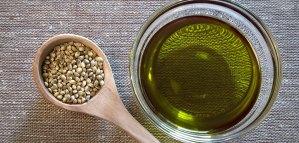 test 1 hemp oil seeds