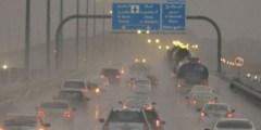 إعصار ميكونو يضرب السعودية بعد عمان واليمن