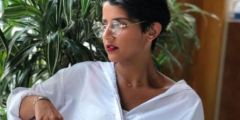 بالفيديو والصور.. الفنانة الكويتية نورة العميري تحلق شعرها