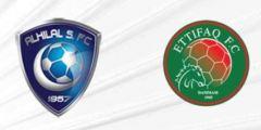 الهلال ضد الاتفاق ضمن الجولة 29 من الدوري السعودي