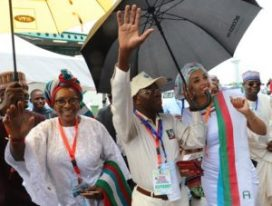 Image result for Gombe APC affirms loyalty to Oshiomhole