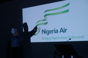 NIGERIA AIR - NEW NATIONAL CARRIER