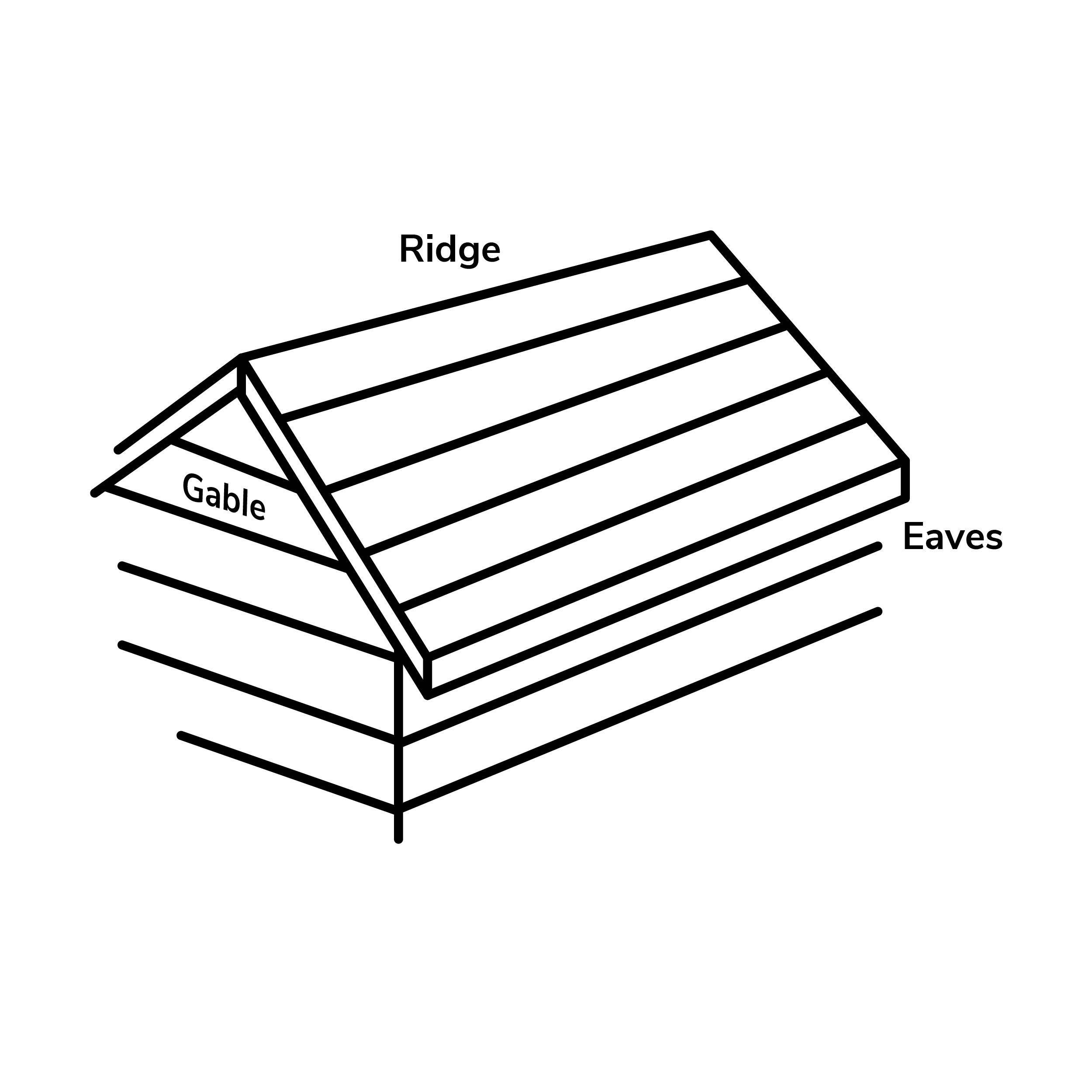 How To Re Felt A Shed Roof
