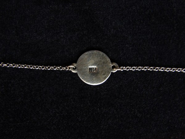 Bracelet Sun Sterling Silver 925, Sunshine Charm