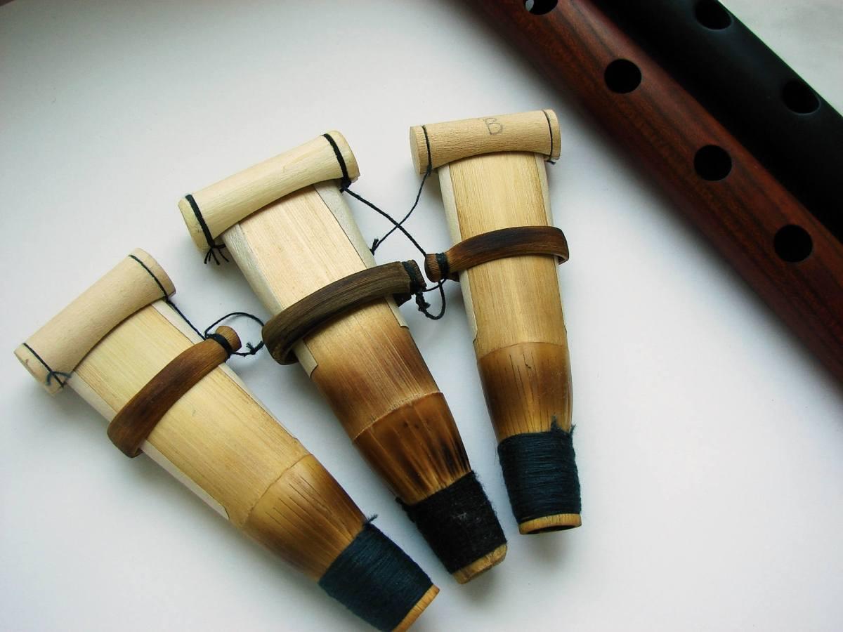 Professional Reed For Armenian Duduk Mouthpiece, Khamish, Ghamish