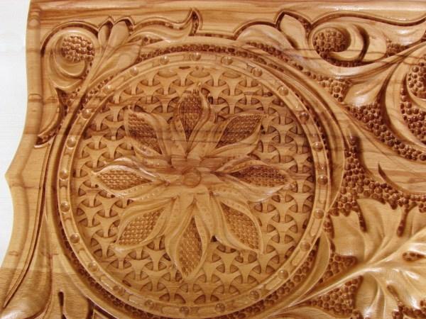 Armenian Handmade Backgammon, Natural Wood, Nardi Nardy