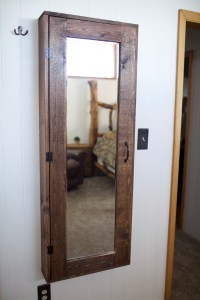 Mirror Cabinet- Plans by Shanty 2 Chic