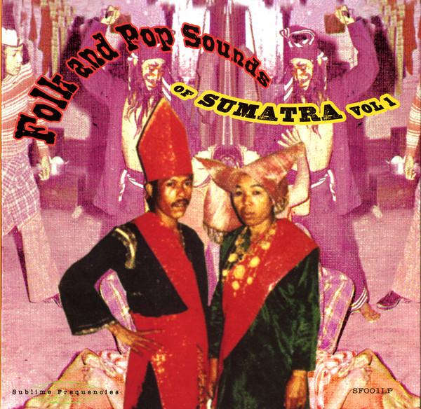 Various – Folk And Pop Sounds Of Sumatra Vol.1 Beat Pop, Jungle Folk Asian Music Album Compilation