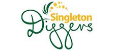 Singleton-diggers logo