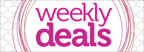 Weekly Deals from Stampin' Up!