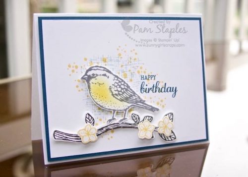 Best Birds Bundle CYCI130 created by design team member, Pam Staples.