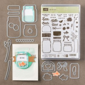 142342 everyday jars of love stampin up