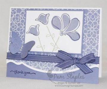 Retiring Stamp Set Awash With Flowers