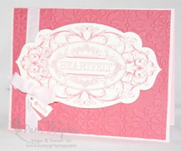 Layered Labels Stamp Set from Stampin' Up!