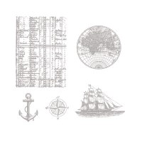 The Open Sea Stamp Set