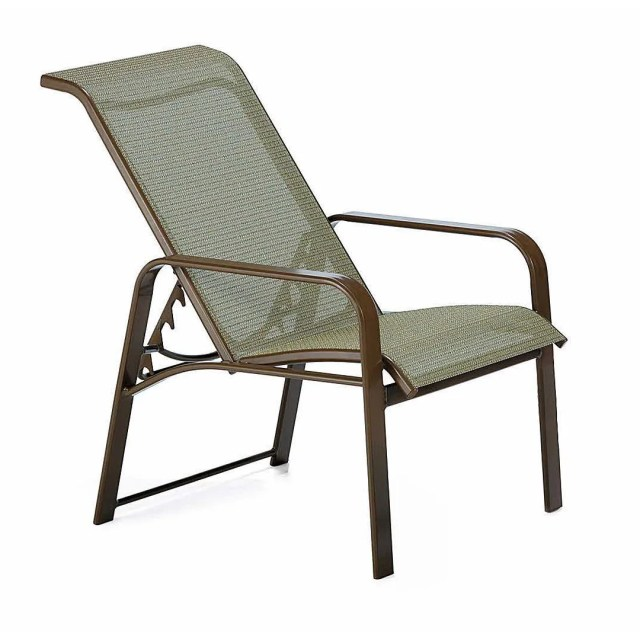 winston seagrove ii sling adjustable chair outdoor furniture