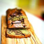 Chocolate Swirl Banana Bread (Vegan)