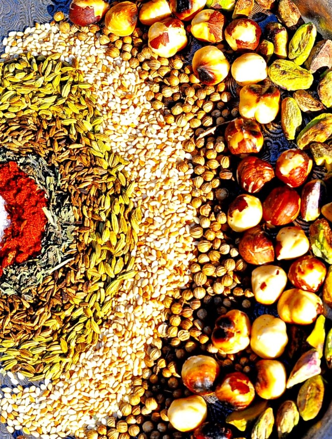 Middle Eastern Spice mIx