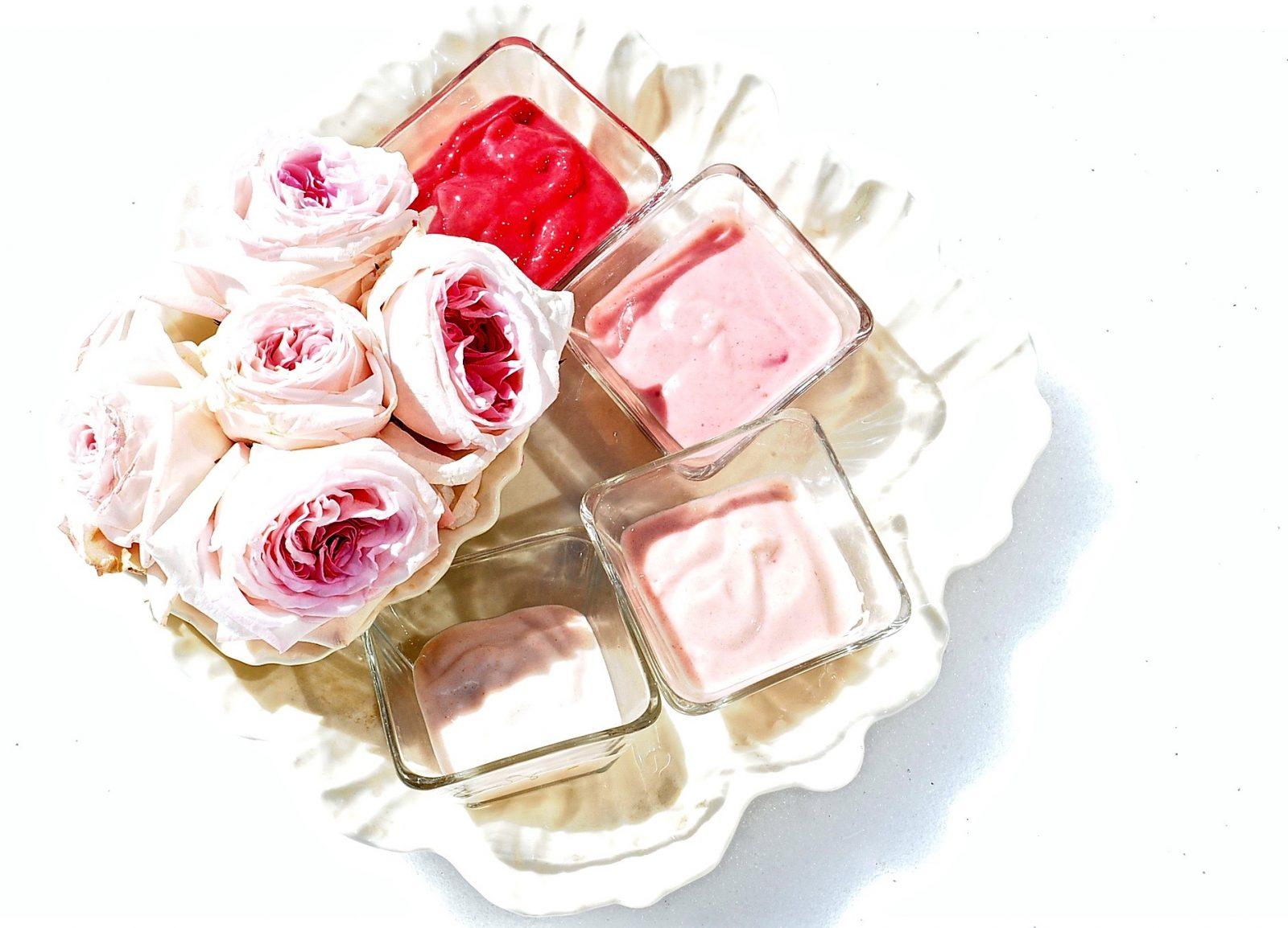 Raw Raspberry Rose Cheesecake (Vegan, Paleo, Gluten Free)