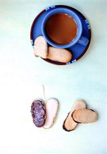 Vegan Mint Milano Cookies
