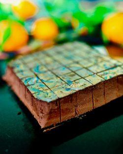 Orange Rosemary Chocolate Truffles (Vegan, Gluten Free)
