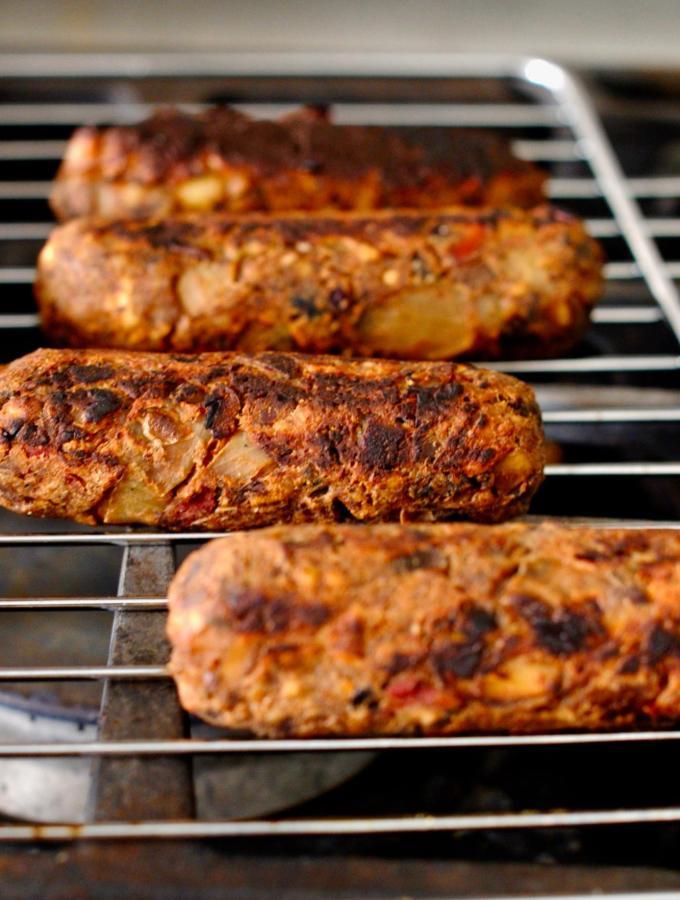 Vegan Gluten free sausage recipe