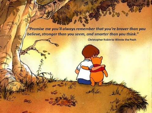 Winnie the Pooh Quotes   Christopher Robin christopher robin to winnie the pooh quote