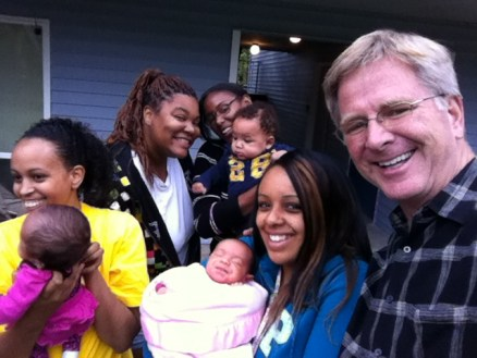 rick steves housing donation 4 million