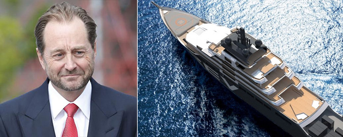 Norwegian Billionaire Gives Away His Fortune To Help Save The Oceans