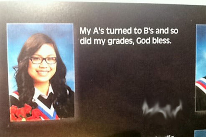 The 21 Funniest Yearbook Quotes Of All Time